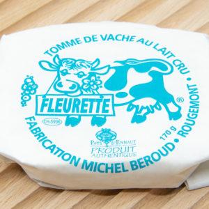 Tomme Fleurette de Rougemont