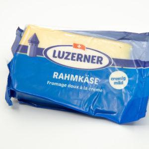 Luzerner Rahmkäse mild